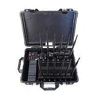 Мультичастотный мобильный подавитель Терминатор 150-Кейс-1