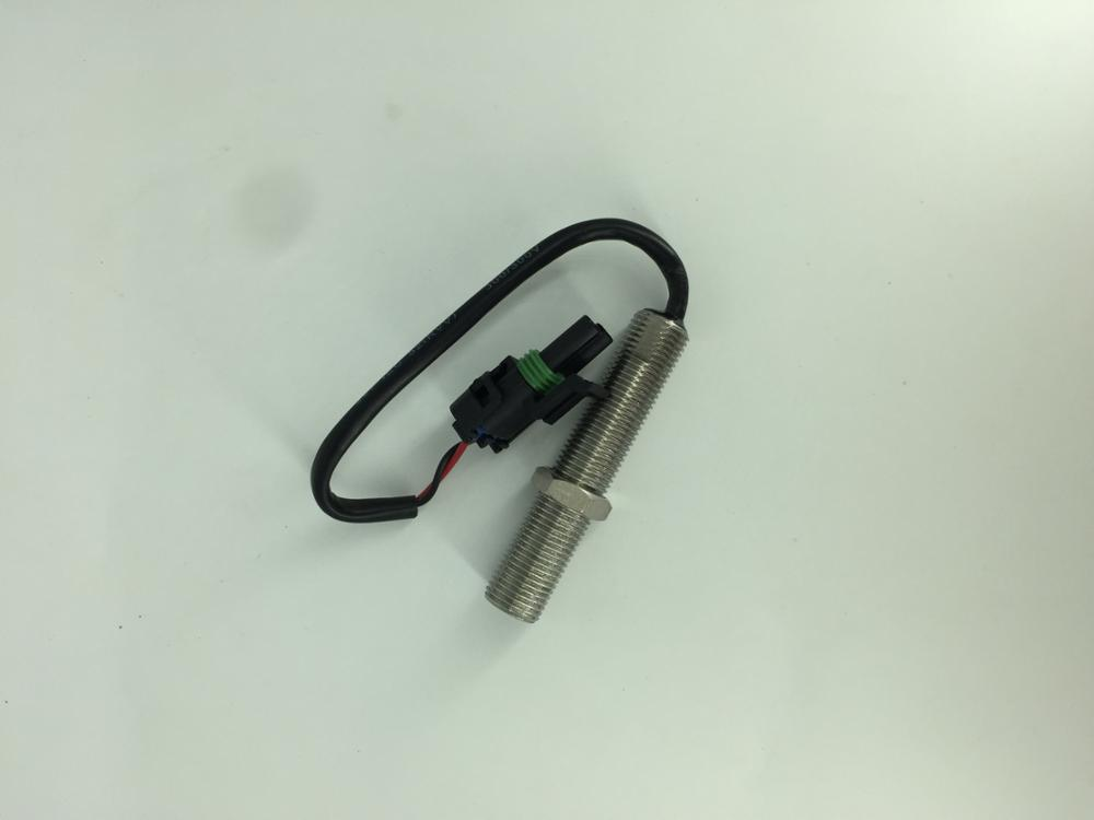 Дизельный двигатель магнитный датчик MPU датчик скорости 3034572 100 мм