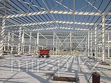 Сооружения из металлоконструкций