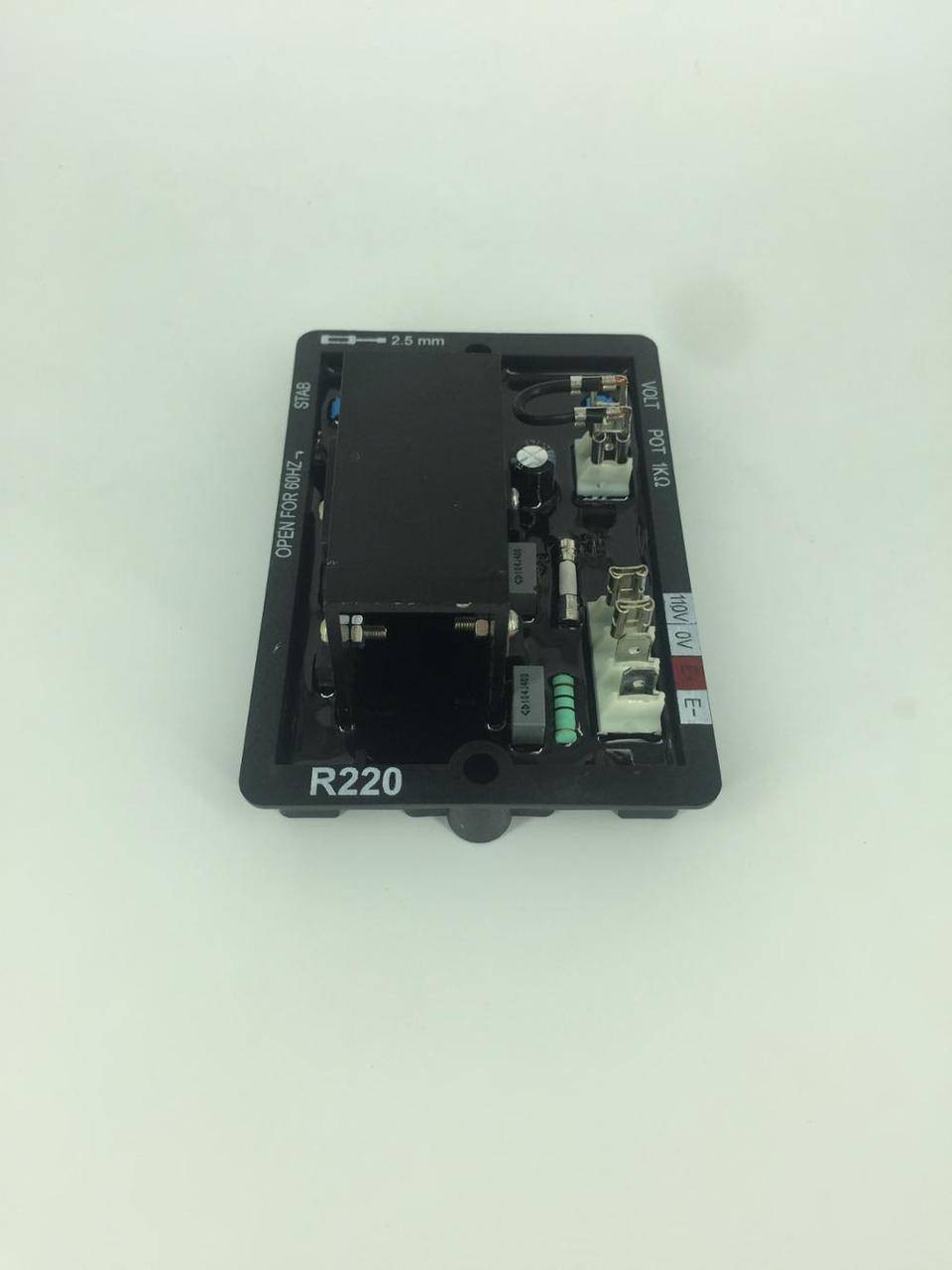 Генератор электроэнергии запасные части регулятор напряжения R220