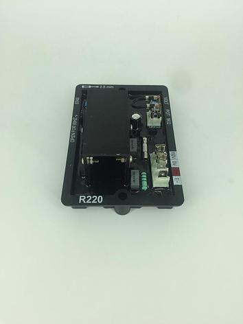 Генератор электроэнергии запасные части регулятор напряжения R220, фото 2
