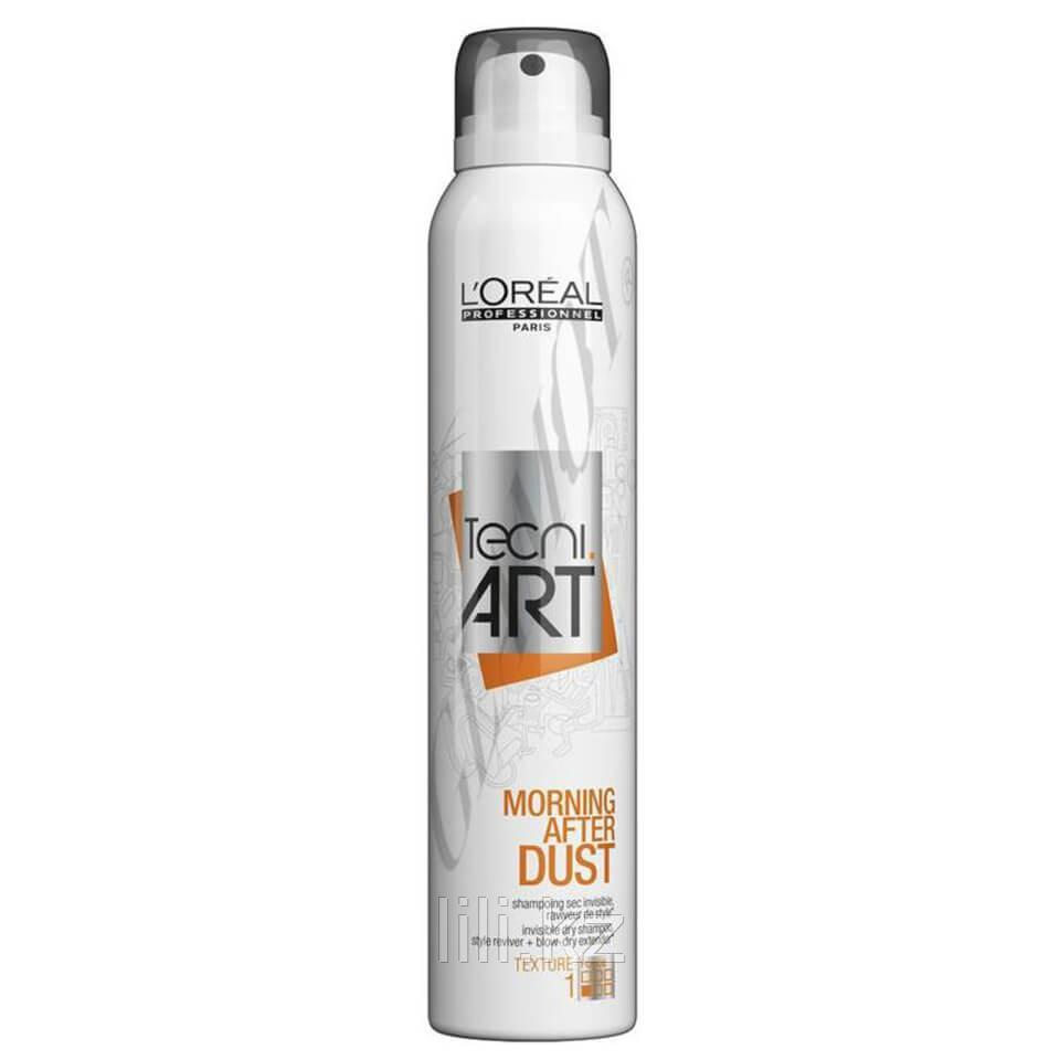 Сухой шампунь L'Oreal Professionnel Tecni.Art Morning After Dust, 100 мл.