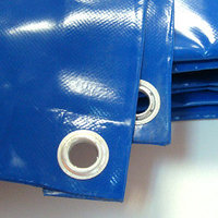 Защитный тент (полог) ПВХ с люверсами на заказ в алматы, фото 1