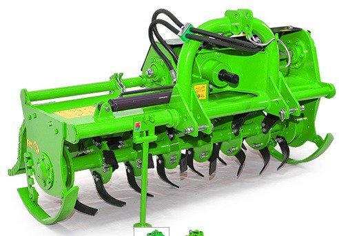 Почвофреза механическая Agrolead 140см, фото 2