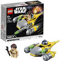 LEGO STAR WARS Микрофайтеры: Истребитель с планеты Набу 75223, фото 1