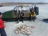Подводная охота и рыбалка на Жериха