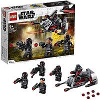 Lego Star Wars 75226 Конструктор Лего Звездные Войны Боевой набор отряда Инферно, фото 1