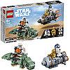 Lego Star Wars 75228 Конструктор Лего Звездные Войны Спасательная капсула Микрофайтеры: дьюбэк