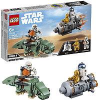 Lego Star Wars 75228 Конструктор Лего Звездные Войны Спасательная капсула Микрофайтеры: дьюбэк, фото 1