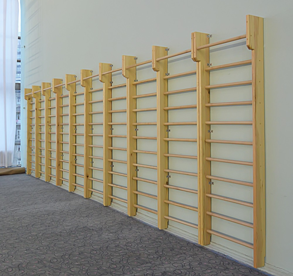 Шведская стенка деревянная 260х80