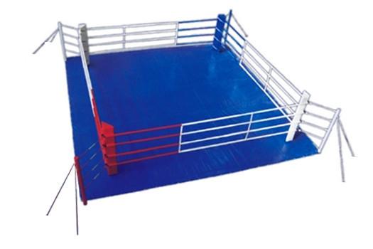 Ринг боксерский 6 х 6 м на растяжках
