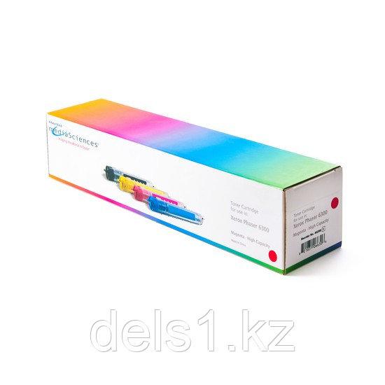 Тонер-картридж, Katun, Для принтеров Xerox Phaser 6300, Пурпурный, 7000 страниц.