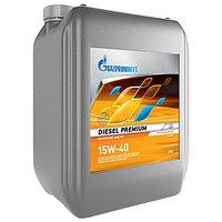 Моторное масло Diesel Premium 15W40 20л