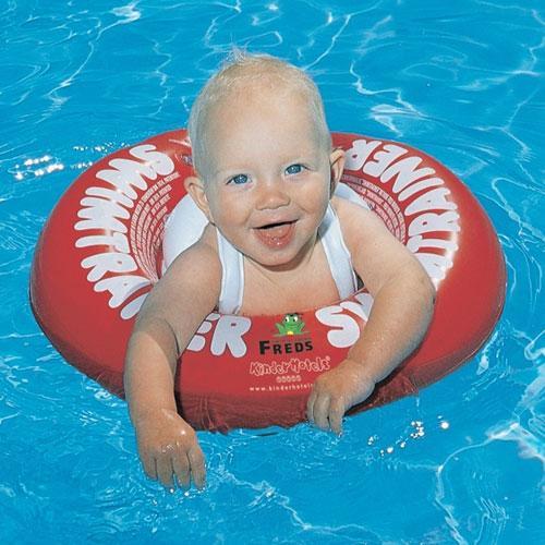 Круг для обучения плаванию 3 мес. - 4 года Swimtrainer