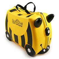 "Каталка-чемодан Trunki ""Bernard Bumble Bee"""