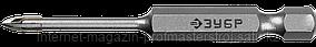 """Сверло по стеклу и кафелю, 3 мм, хвостовик шестигранный 1/4"""", серия «ПРОФЕССИОНАЛ», ЗУБР"""