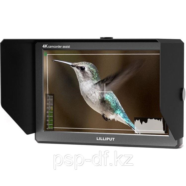 "Монитор Lilliput A8S 4K 8.9"" On-Camera HDMI and 3G-SDI"