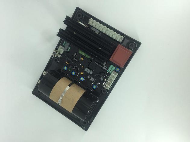 Дизель-генератор avr R438 автоматический регулятор напряжения 220 В, фото 2