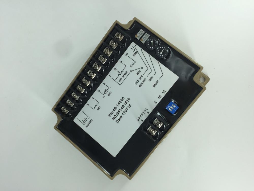 Губернатор автоматического управления генератором 4914090