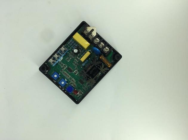 AVR контролируемого электрического генератора GAVR 8A Универсальный AVR, фото 2