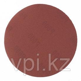Круг абразивный,  для шлифтарелки под УШМ, 180мм, Р80