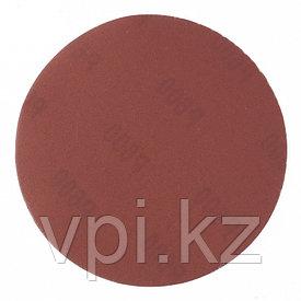 Круг абразивный,  для шлифтарелки под УШМ, 180мм, Р100