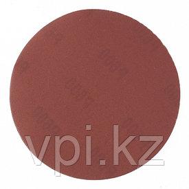 Круг абразивный,  для шлифтарелки под УШМ, 125мм, Р40