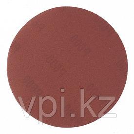 Круг абразивный,  для шлифтарелки под УШМ, 125мм, Р80