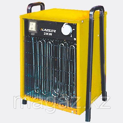 Обогреватель электрический (тепловая пушка) HOT-120S, фото 2