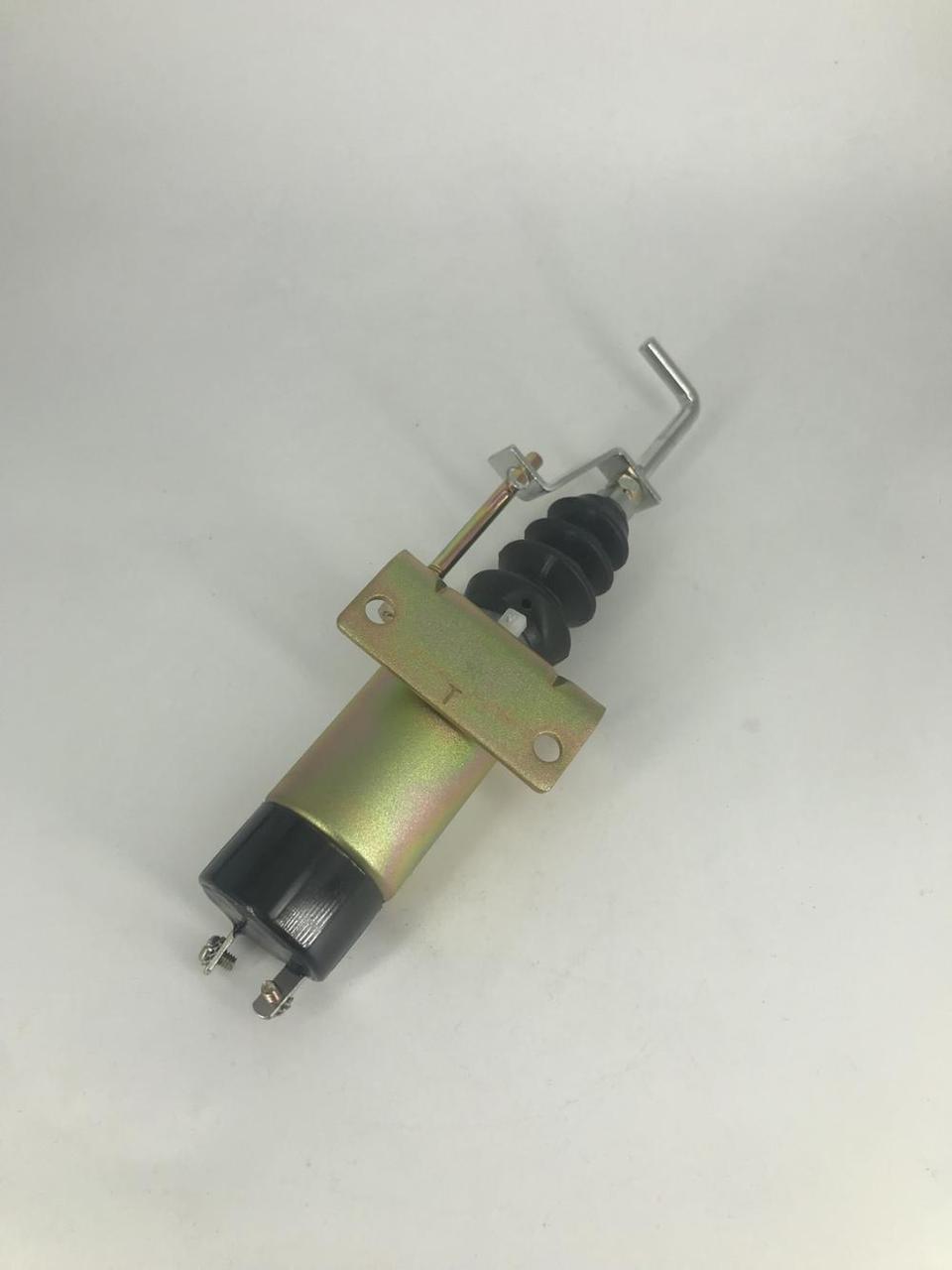 366-07197 экскаватор части дизельный двигатель 12 В Push Pull электромагнитный