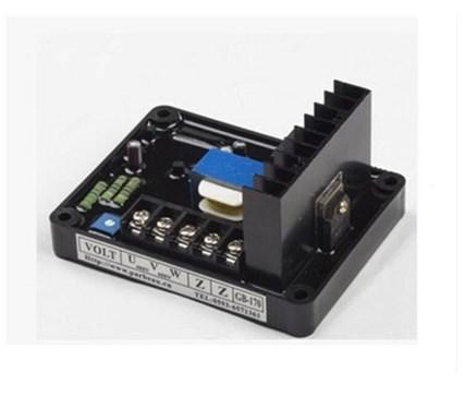 Щетки генератора типа AVR схема GB-170 три Phaser, фото 2