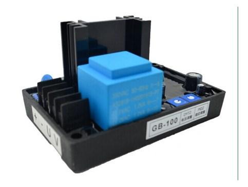 Генератор кисть AVR схема GB-100 однофазный 10A 400 В