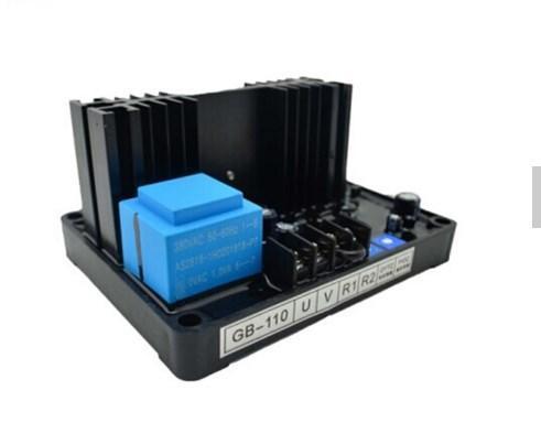 Кисть генератор Универсальный AVR GB-110 однофазный 20A 400 В, фото 2