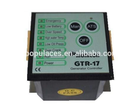 Генератор Электронный Контроллер Удаленного GTR17 генераторной установки панели управления, фото 2