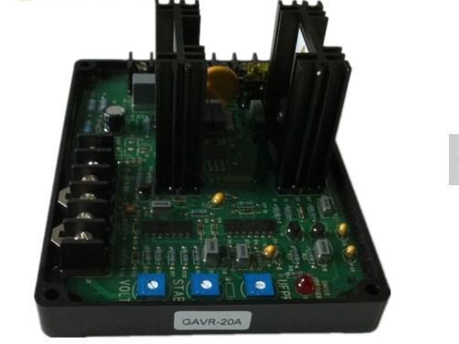 AVR контролируемого электрического GAVR 20A Универсальный AVR, фото 2