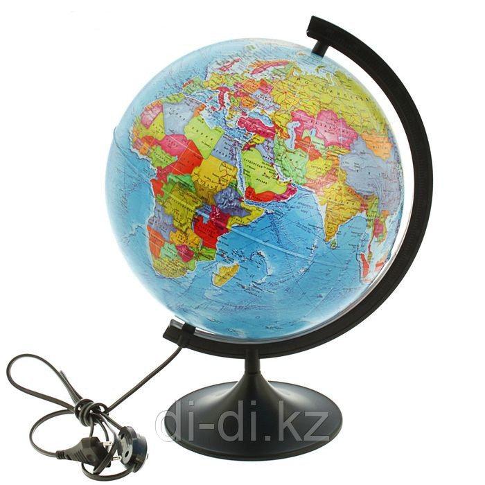 GLOBEN Глобус политический «Классик», диаметр 320 мм, с подсветкой K013200018