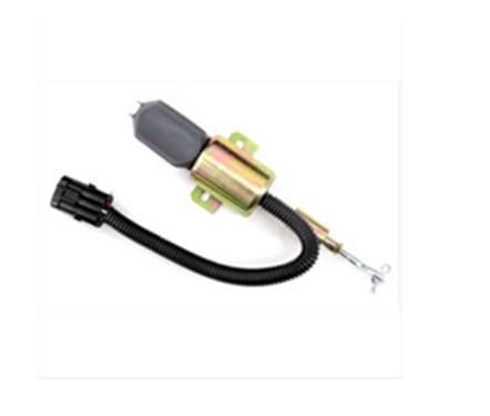 12 В 24 В Электрический двигатель части Стоп электромагнитный Flameout Переключатель D59-105-04, фото 2