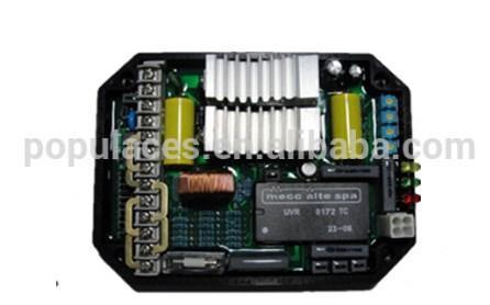 50KVA бесщеточный генератор avr автоматический регулятор напряжения для дизельных genparts, фото 2