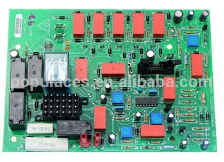 Дизельный двигатель PCB 650-092 печатной плате деталей управления