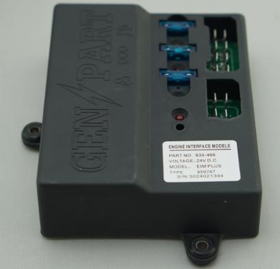 EIM630-466 FG Wilson части управления двигателем интерфейсный модуль, фото 2