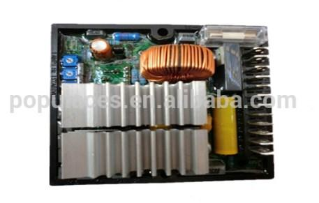 AVR SR7 для генератора автоматический регулятор напряжения