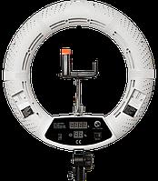 Кольцевой светодиодный источник света для селфи FD-480 II