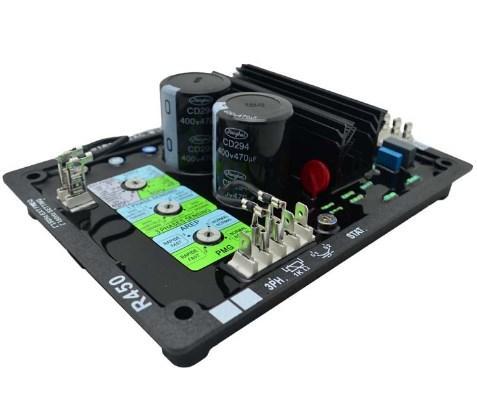 AVR R450 для бесщеточного дизельного генератора 300kw