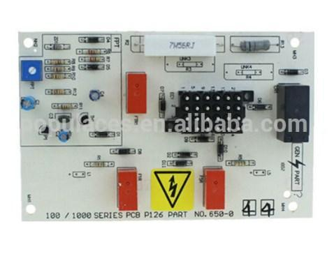 FG электрическая панель управления 650-044 печатная плата, фото 2