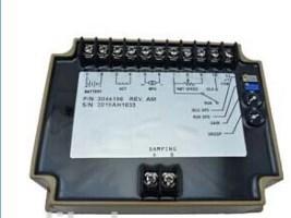 Дизельный двигатель электронным регулятором 3044196