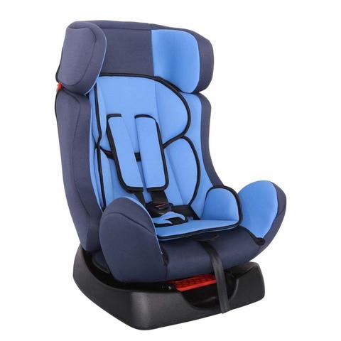 """Детское автомобильное кресло SIGER """"Диона"""" голубой, 0-7 лет, 0-25 кг"""
