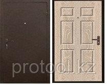 Дверь МАСТЕР 2 -2050/850/950/50 L/R Венге, бел. Дуб.