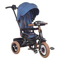 MINI TRIKE 3-х колесный Велосипед ДЖИНС синий (LIGHT BLUE JEANS)