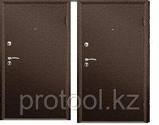 """Дверь  Практик - 2066/880/980/  L/R мет/мет"""