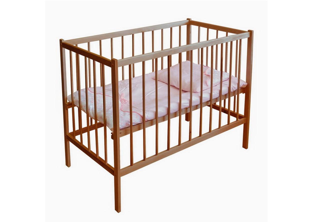 Детская кроватка Фея 101 Орех